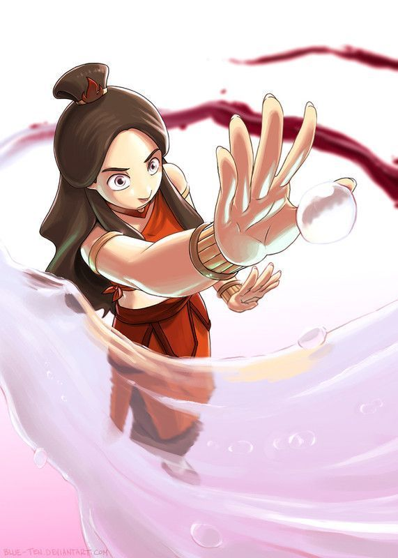 Avatar le dernier maître de lair images Zuko and Mai