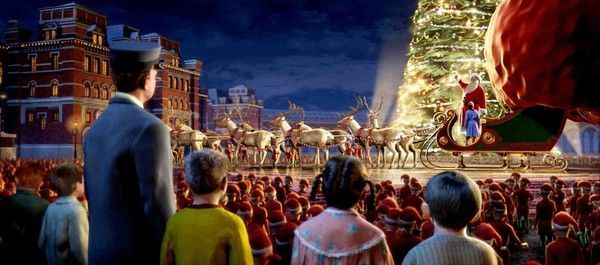 when christmas comes to town ost polar express - When Christmas Comes To Town