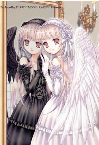 Mi anges mi demons half angel half devil Part 8
